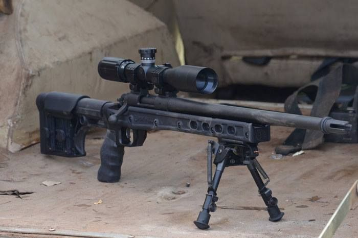 Specs Hs3 Chassis For The Remington Sa Built By Tactical