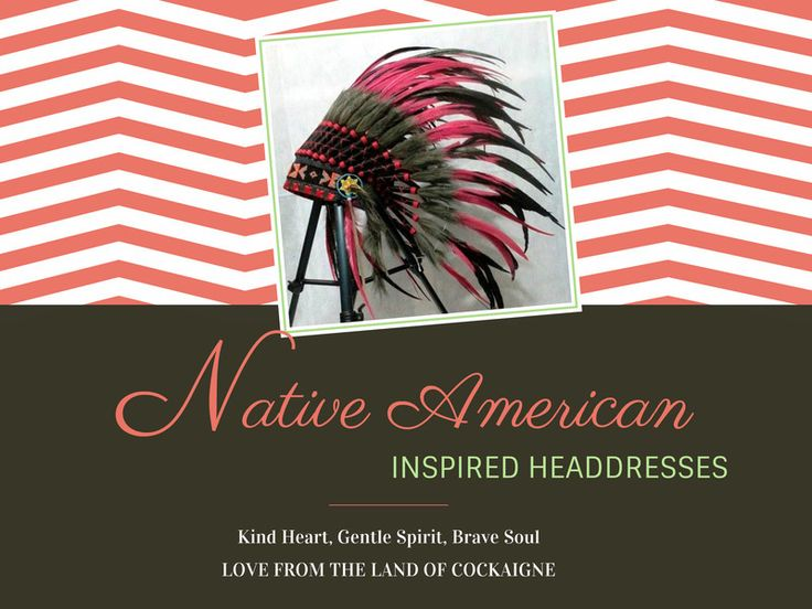 Headpieces – Native American Headdress,  Warbonnet – a unique product by Boka-and-Juga on DaWanda
