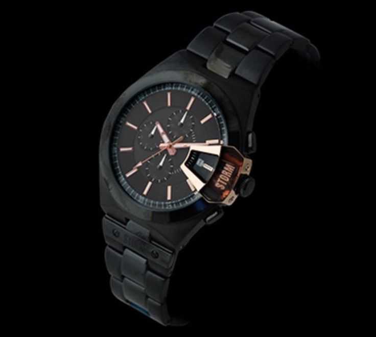 Forget Prince Charming. Or sentries with shiny shields. Look for a knight with decent vocabulary and dents in his armour. STORM VEXITRON SLATE in stock @ www.justwatches.com.au