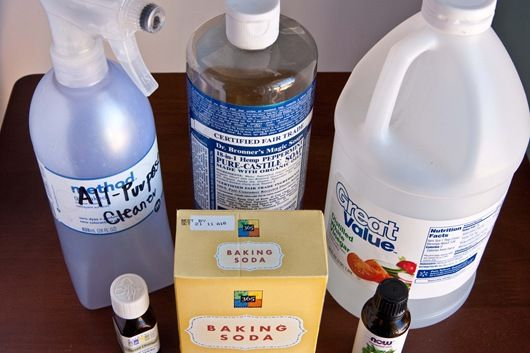 detoxing your life: homemade house cleaners, deodorants, soaps, shampoos etc