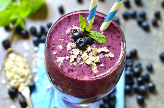 Стаким витаминным зарядом день будет вразы плодотворнее.