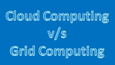 Briefs you on the difference between Cloud Computing and Grid Computing. Also explains the benefits of both types of computing and what are the use cases ....