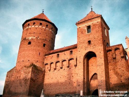 Castle Photo Archive, Reszel (Russel) Castle of Warmia & Mazury, Poland