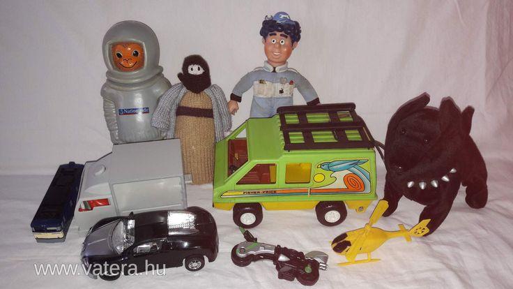 Játékcsomag gyerekeknek fiús játékcsomag - 100 Ft - Nézd meg Te is Vaterán - Vegyes játékcsomag - http://www.vatera.hu/item/view/?cod=2594179427