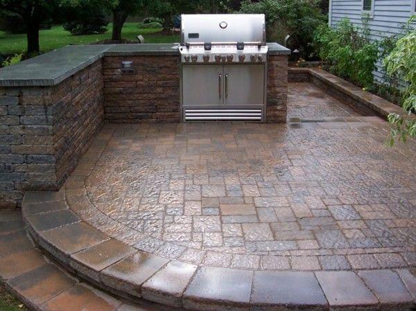 95 best 100 ideas for the patio images on pinterest for Diseno de patios exteriores