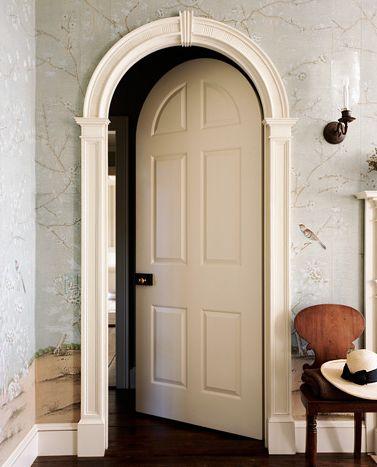 Best Arched Doors Ideas On Pinterest Arched Front Door - Arched interior doorway design decoration