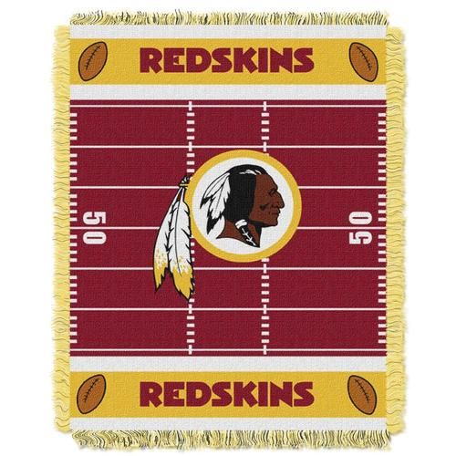 Washington Redskins Baby Blanket Bedding Throw 36 x 46