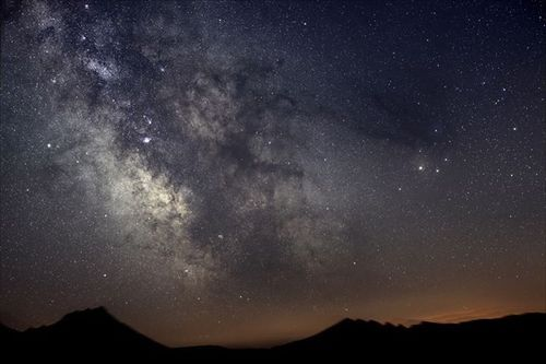 Droga Mleczna widziana z Kasprowego - Crazy Nauka | Crazy Nauka