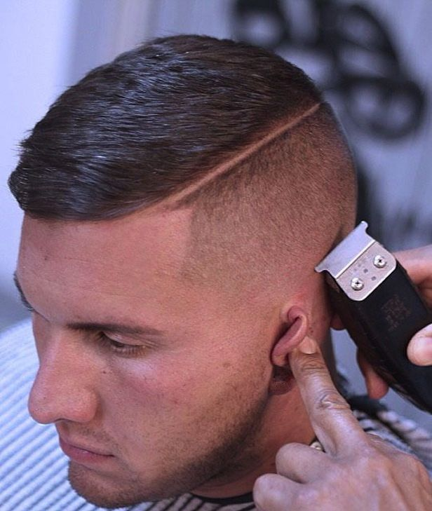 муж. причёски фото