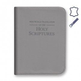 Biblia Mediana - Cremallera - Piel