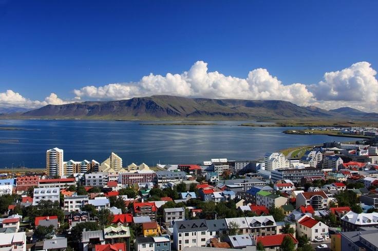 Reykjavík - Městské autobusy jezdí na vodíkový pohon. Podívejte se na top 10 ekologických měst Evropy
