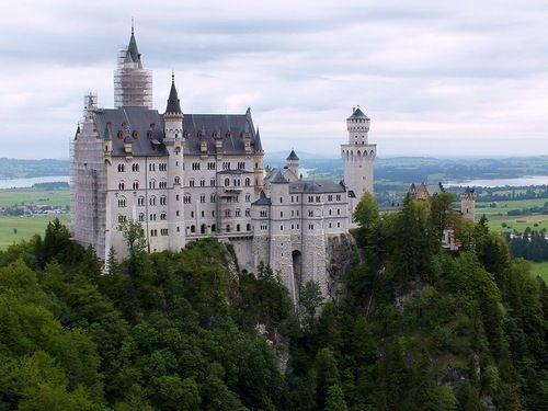 dkartasheva — альбом «Замок Нойшванштайн, Бавария» на Яндекс.Фотках