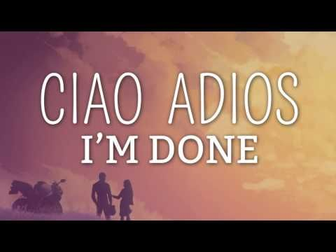 Anne-Marie - Ciao Adios (Lyrics / Lyric Video) - YouTube