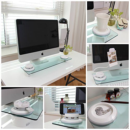 Well known 16 best Glass monitor stand images on Pinterest | Monitor stand  OF41