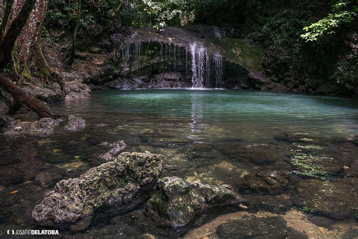 Siete Altares Waterfalls in Guatemala #josafatdelatoba #cabophotographer #travels #guatemala # #landscapephotography #waterfall #sietealtares