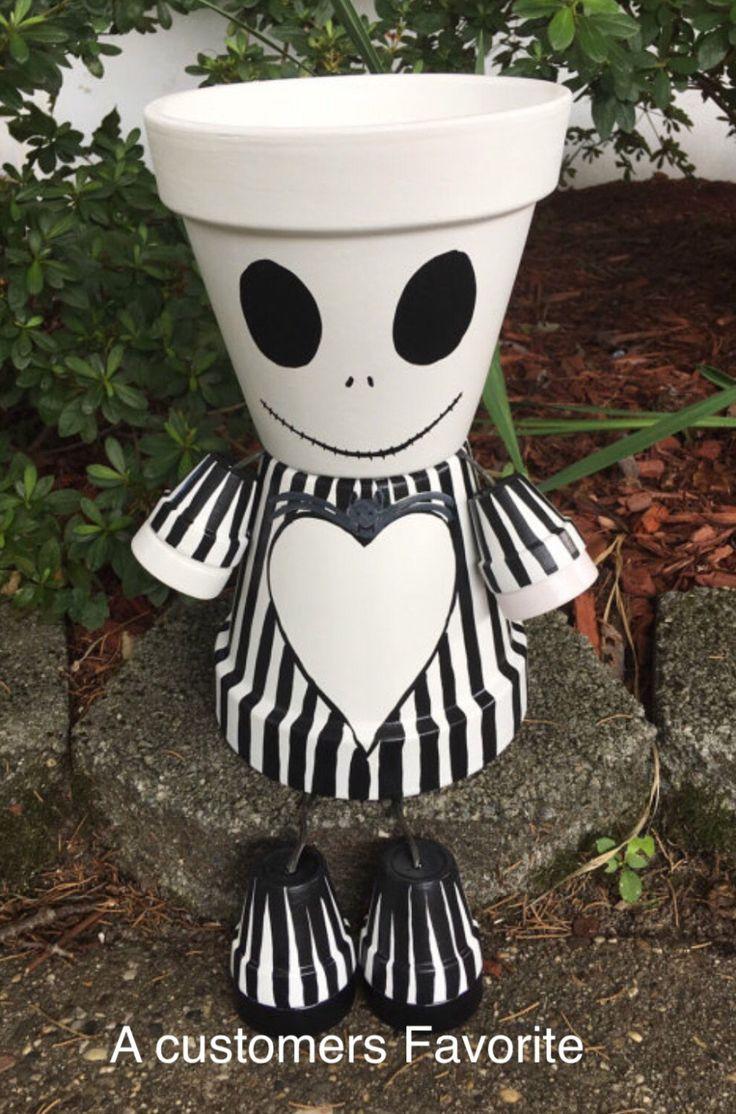 Jack Skellington Decorations Halloween 153 Best Halloween Decorations Images On Pinterest