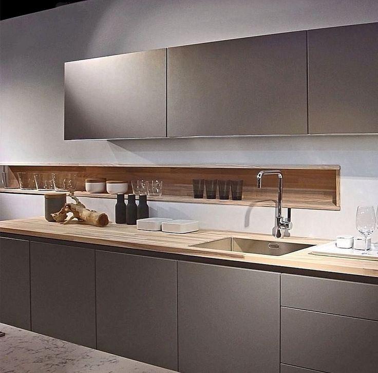 Perfectly Designed Modern Kitchen Inspiration 147