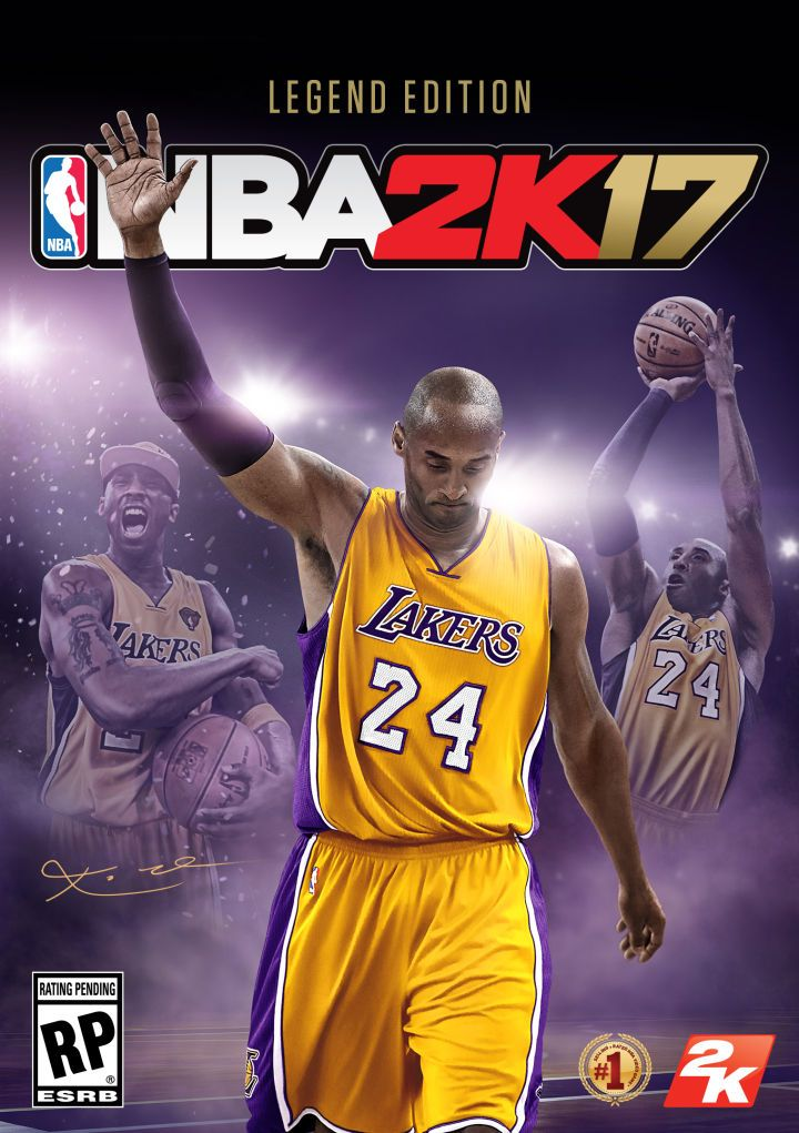 NBA 2K17 Legend Edition Announced Publisher 2K has announced NBA 2K17 Legend Edition with Los Angeles Lakers star Kobe Bryant appearing on the cover. The special version of the basketball game will include a Kobe poster Black Mamba controller skin and in-game items. The five-time NBA champion and 18-time all star previously served as the cover athlete of NBA 2K10. Kobe Bryant is the cover star for NBA 2K17 Legend Edition Continue reading https://www.youtube.com/user/ScottDogGaming…