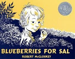blueberries for sal - a classic!