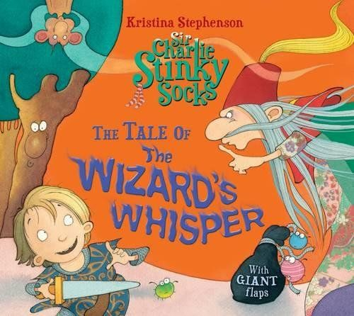 From 1.23 Sir Charlie Stinky Socks: The Tale Of The Wizard's Whisper