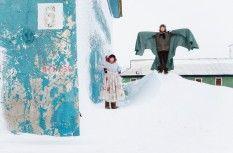 Cold spell: Evgenia Arbugaeva's mesmerising photogaphs of a vanishing town