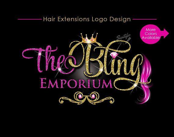 hair and boutique logos