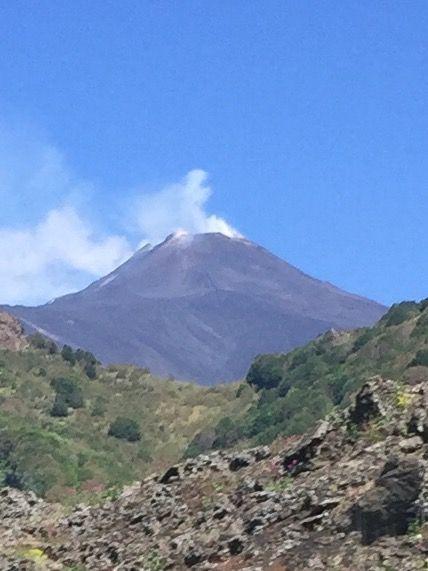 joanheaton519blog: Mt. Etna, the Tallest Active Volcano in Europe