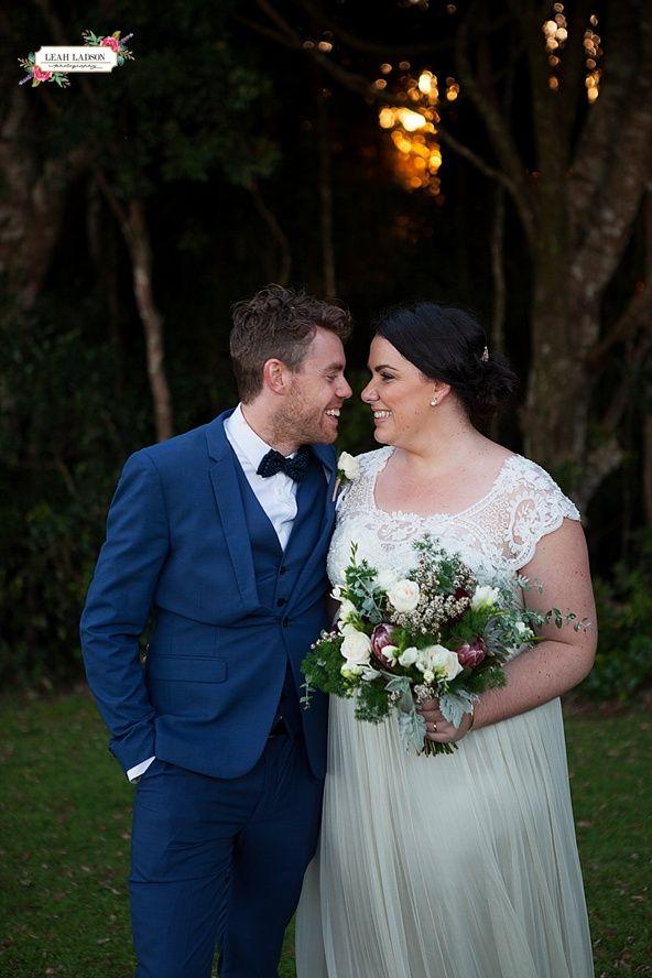 Australian Boho Wedding - See more at www.leahladson.com   || Binna Burra Lodge, Gold Coast Queensland ||  #QLDwedding #WeddingPortraits #BohoWedding #AnnaCampbell #WeddingPhotography