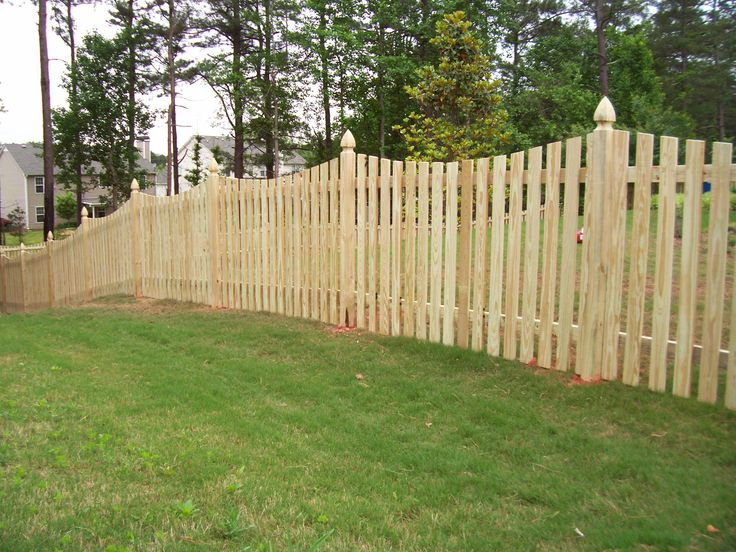 picket fence panels wood price wooden adelaide canada