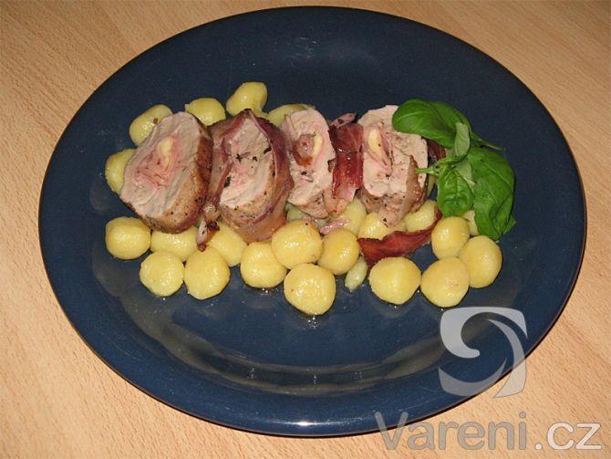 Recept Pečená vepřová panenka na víně - dik Ashley za vynikajici recept...