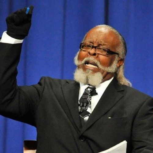 Jimmy McMillan: College Tuition Is Too Damn High!