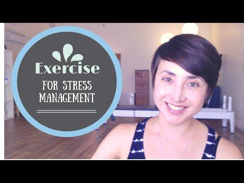 Video: Using Exercise for Stress Management - Libero Network