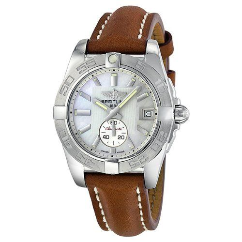 BREITLING GALACTIC A3733011/A716 412X LADIES STAINLESS STEEL CASE DATE WATCH by Breitling, http://www.amazon.co.uk/dp/B00ANIC92Q/ref=cm_sw_r_pi_dp_WQY0rb18ZCA58