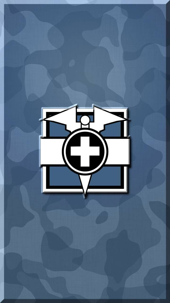 A R6 Ela Wallpaper For Phone Rainbow6 With Images Rainbow
