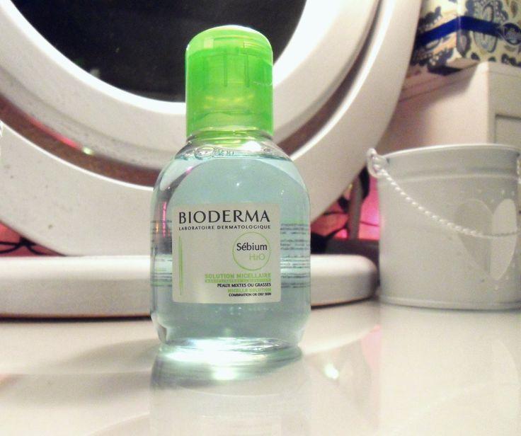 Malinqa radzi jakie kosmetyki warto kupić : BIODERMA SEBIUM H2O SOLUTION MICELLAIRE