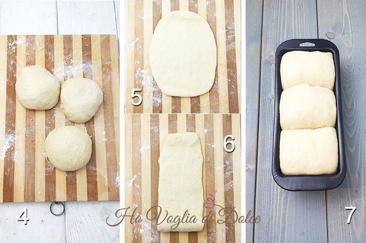 Pan brioche al latte morbidissimo, soffice e leggero per più giorni. Una ricetta facile da preparare con tutti i passo passo per farlo facilmente a casa.