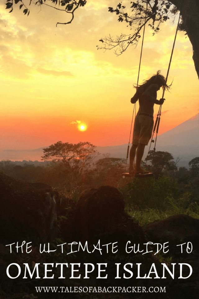 La Isla de Ometepe in Nicaragua is a very special place. Casey from A Wandering Foreigner shares her ultimate guide to Ometepe Island.