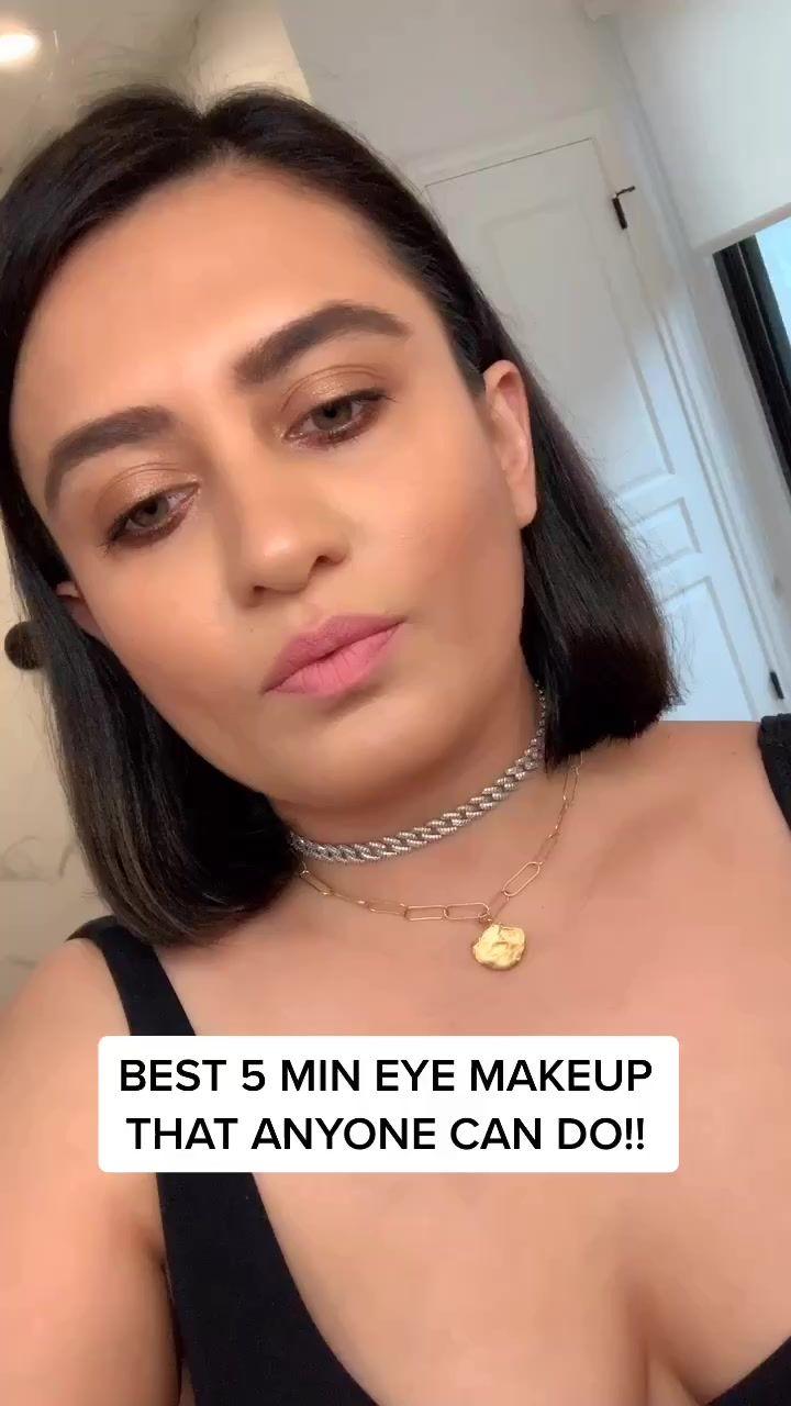 Tiktok Beauty Tiktok Funny Viral Tiktoks Fashion Tiktoks Shopping Haul Designer Haul Tiktok Video Tiktok Fash Simple Eye Makeup Eye Makeup Simple Makeup