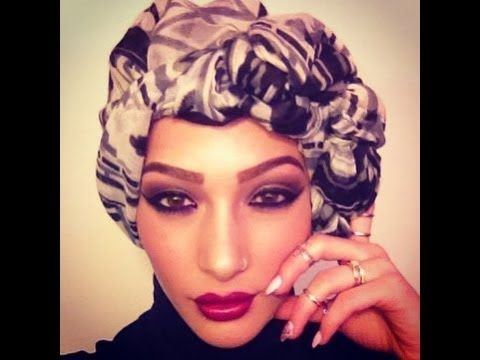 Turban Tutorial With Volume *Hijab* - Babylailalov