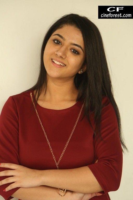 Shriya Sharma photos at Nirmala Convent movie pressmeet