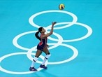 Day 1: Highlights from the women's Volleyball