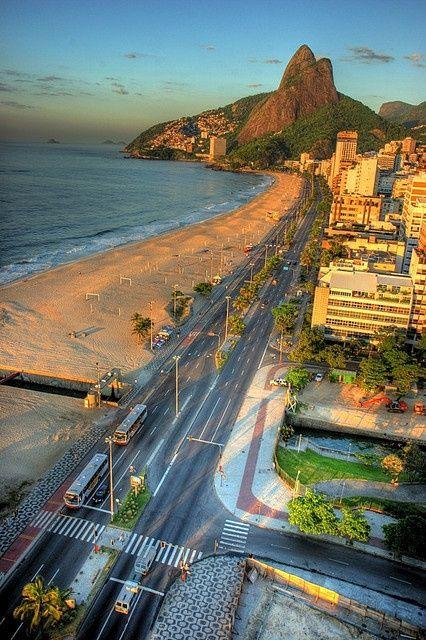 Rio de Janeiro  http://brazilwonders.tumblr.com/post/58532682856/rio-de-janeiro-via-pinterest