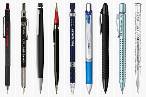9 Best Mechanical Pencils - Gear Patrol