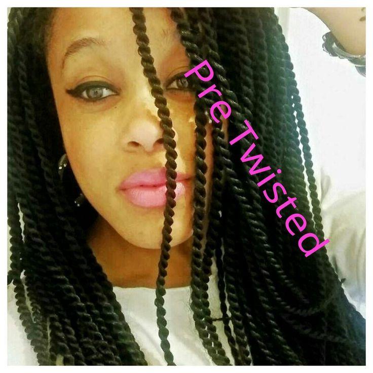 Crochet Braids   Pre Twisted Senegalese - Black Hair Information Community