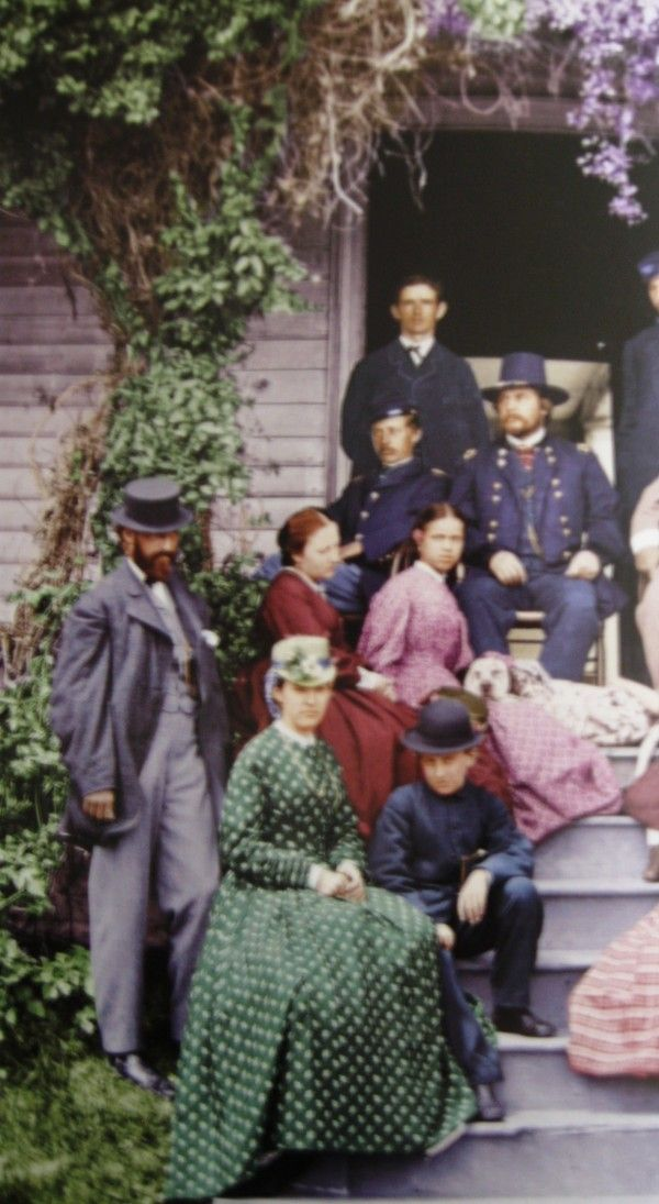 The Civil War In Color by John Guntzelman - Excellent new book features colorized Civil War photographs.