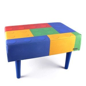 Bricks Pouf, 95€, now featured on Fab.