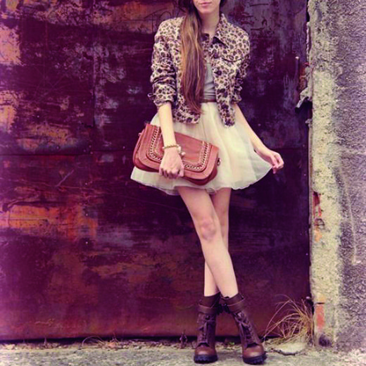 Fashion Trend: Skater Φούστες / Fashion Trend: Skater Skirts