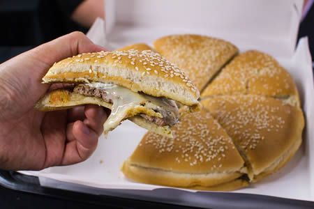 10 Weird Fast Food Items / With 10 of the weirdest fast food items around, including the Burger Crust Pizza and Pork and Seaweed Donut, it might just give you something to think about the next time you go out to eat.