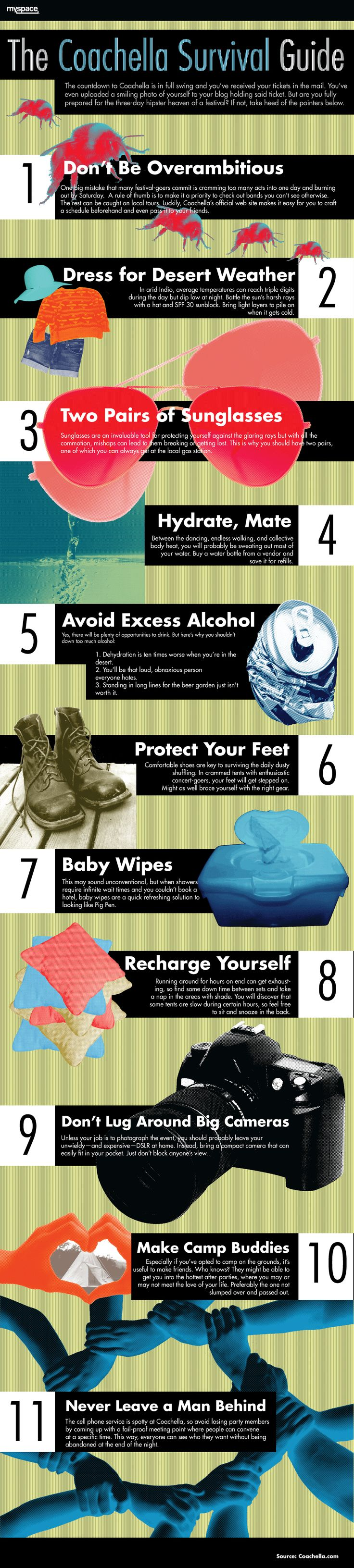 Coachella Survival Guide - Lolling.