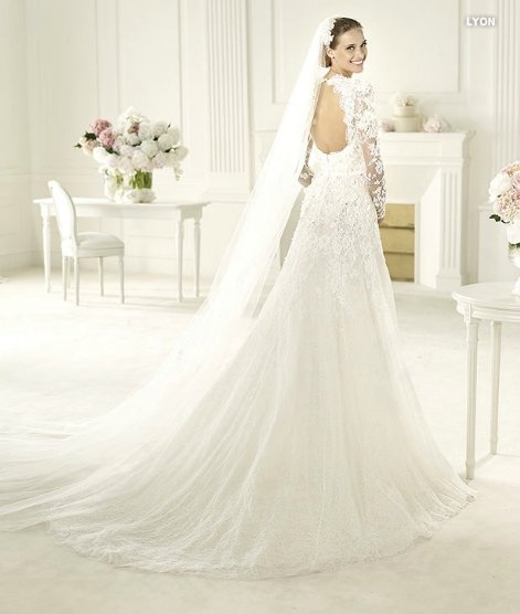 Elie By Elie Saab Bridal Spring 2013 Collection Wedding